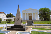 Temple Museum Brazilian Society of Eubiose, Sao Lourenco, Brazil