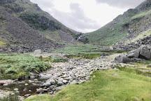 Glendalough Monastic Settlement, Vale of Glendalough, Ireland