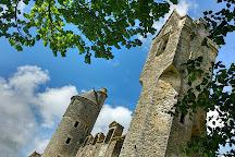 Chateau de Gratot, Coutances, France