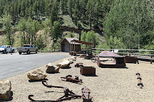 Bayhorse Ghost Town and Trails System, Challis, United States
