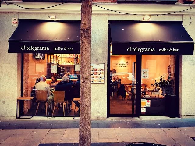 El Telegrama Coffee & Bar