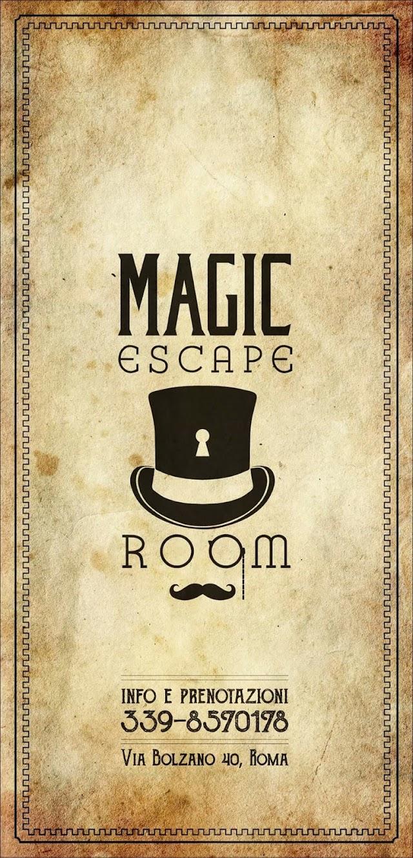 Magic Escape Room Roma