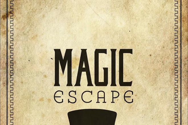 Magic Escape Room, Rome, Italy