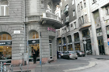 Szputnyik shop D20, Budapest, Hungary