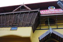 Kerala Kathakali Centre, Kochi (Cochin), India