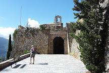 Castle, Assos, Greece
