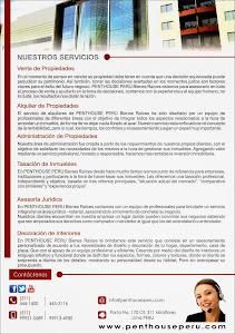 Penthouse Perú Bienes Raices 4