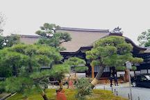 Nishi Honganji, Kyoto, Japan