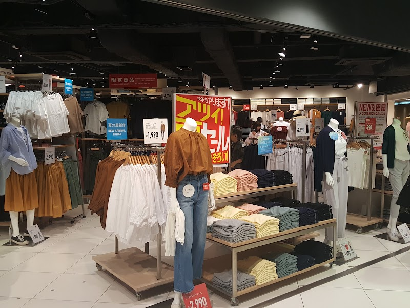 ユニクロ ヨドバシ横浜店