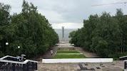 Памятник крокодилу, улица Коммунаров на фото Ижевска