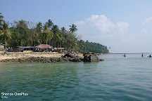 Ross Island, Port Blair, India