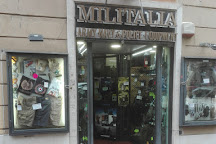 Militalia Store Roma di Ceccaroli Fabrizio, Rome, Italy