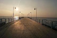 Jurata Pier, Jurata, Poland