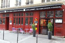 L'Espace Sensoriel Dans Le Noir ? Paris, Paris, France