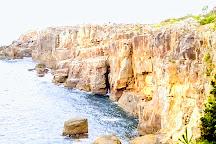 Sandambeki Rock Cliff, Shirahama-cho, Japan