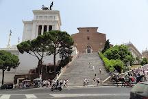 Basilica di Santa Maria in Aracoeli, Rome, Italy