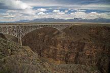 Rio Grande Gorge Bridge, Taos, United States