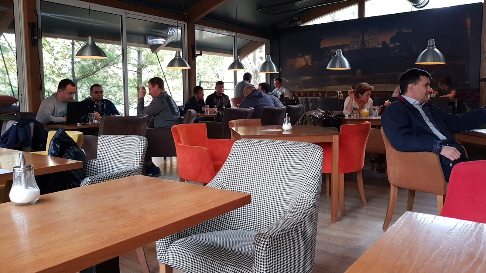 Cafe Destino: A Work-Friendly Place in Belgrade