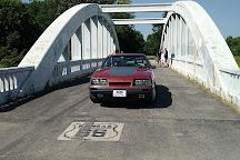 Rainbow Bridge, Baxter Springs, United States