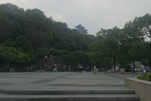 Wushan Square, Hangzhou, China