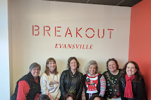 Breakout Games - Evansville, Evansville, United States