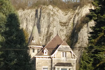Les Ruines Medievales de Poilvache, Houx, Belgium