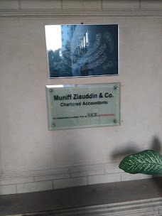 Muniff Ziauddin & Co Chartered Accountants karachi