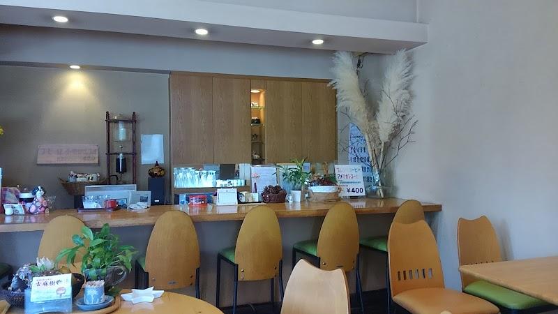 コーヒーキッチン 古麻樹