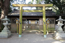 Take Shrine, Meiwa-cho, Japan