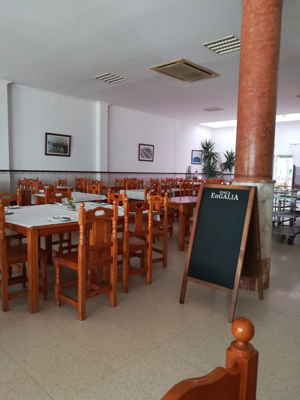 Restaurante Bonares Baldomera