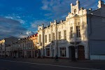 Дворец бракосочетаний города Томска, Советская улица, дом 33 на фото Томска