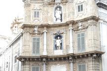 Quattro Canti, Palermo, Italy