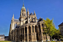 L'Office de tourisme de Bayeux Intercom, Bayeux, France