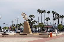 Europe Square, Larnaca, Cyprus