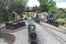 Eastbourne Miniature Steam Railway Adventure Park, Eastbourne, United Kingdom