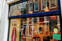 Cafe ZILT, Amsterdam, The Netherlands