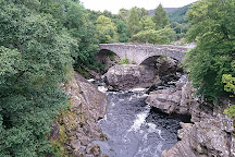 Invermoriston Falls, Invermoriston, United Kingdom