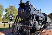 The Railroad Museum of Virginia, Portsmouth, United States