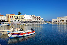 Old Venetian Harbour of Rethymno, Rethymnon, Greece