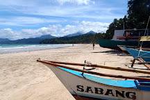 Sabang Beach, Sabang, Philippines