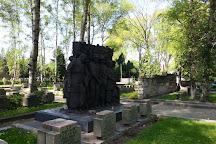 Cmentarz Wojskowy na Powazkach, Warsaw, Poland