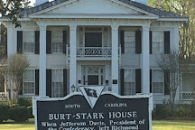 Burt Stark Mansion, Abbeville, United States