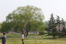 Haidian Park, Beijing, China
