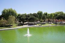 Parque de la Espana Industrial, Barcelona, Spain
