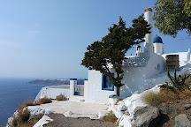 Panagia Theoskepasti Chapel, Imerovigli, Greece