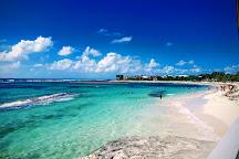 Plage des Raisins Clairs, Saint Francois, Guadeloupe