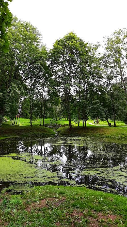 Alantos dvaro parkas