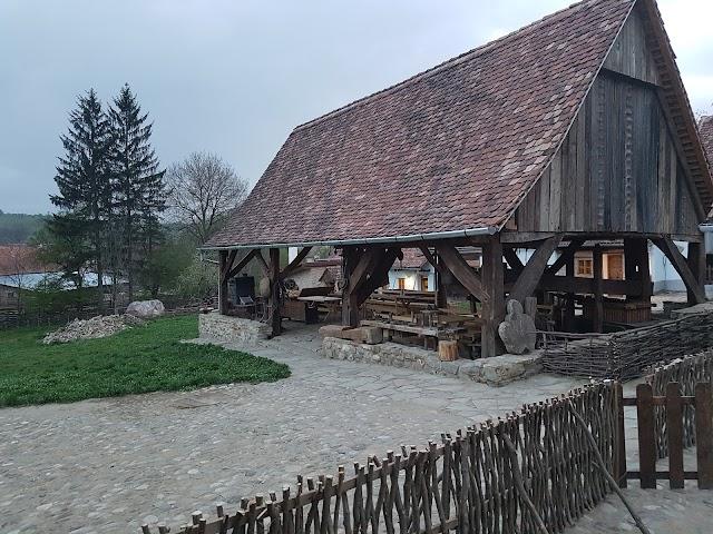 La Hansi in Criț