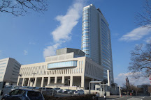Takasaki City Hall Observation Deck, Takasaki, Japan
