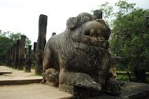 King's Council Chamber, Polonnaruwa, Sri Lanka